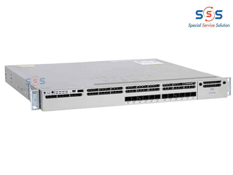 Thiết bị chuyển mạch Switch CISCO WS-C3850-12S-E   Image 2