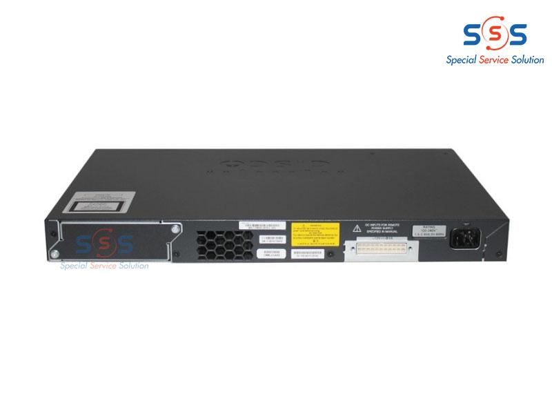 Thiết bị chuyển mạch Cisco WS-C2960X-24TS-L   Image 2