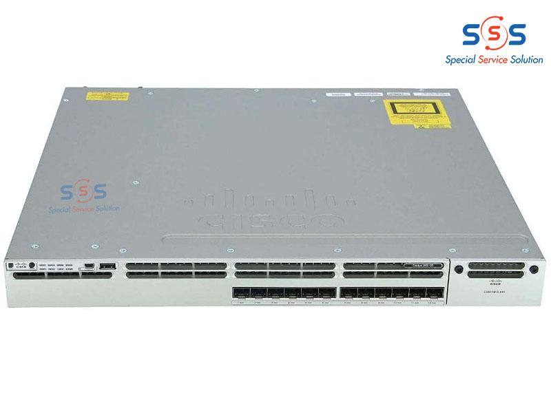 Thiết bị chuyển mạch Switch CISCO WS-C3850-12XS-E | Image 1