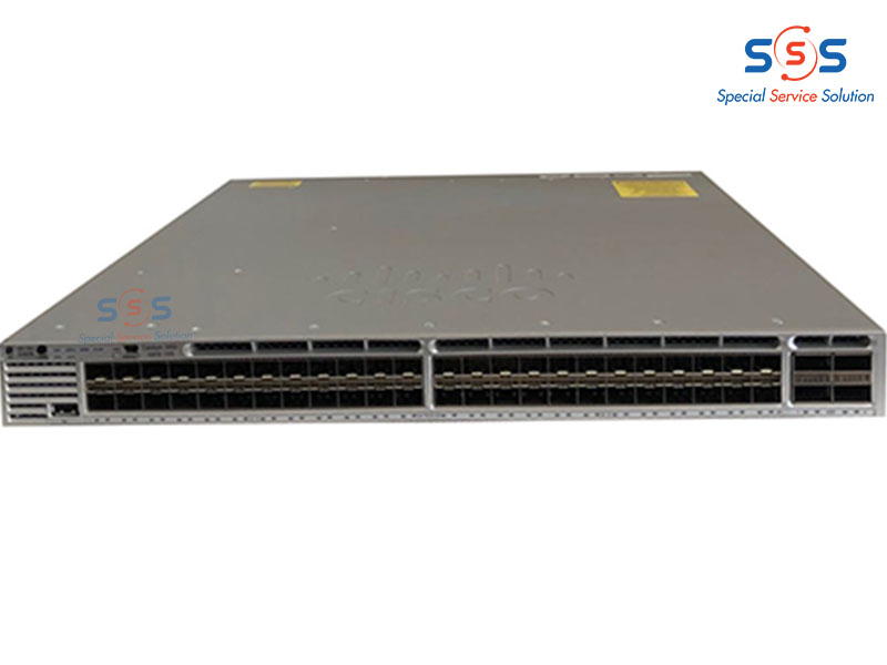 Thiết bị chuyển mạch CISCO WS-C3850-48XS-F-E   Image 2
