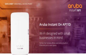 Giới thiệu Giải pháp Wifi của Aruba -  Aruba Instant On AP11D